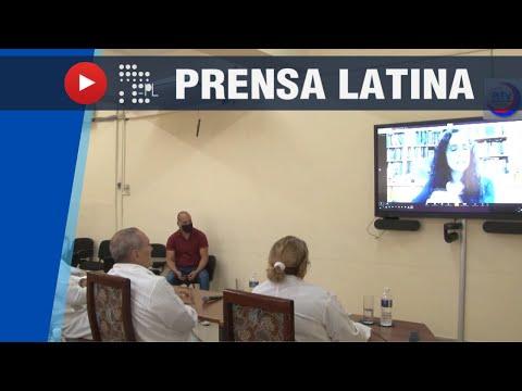 Cuba intercambia desarrollo de vacunas antiCovid-19 con universidad de EEUU