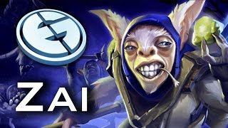 Zai Meepo | Dota 2 gameplay
