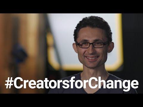 connectYoutube - YouTube Creators for Change: Barış Özcan