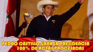 PEDRO CASTILLO AGRADECIÓ AL PRESIDENTE DE BOLIVIA Y LE MANDO SALUDOS DESDE EL PERÚ..
