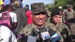 Devuelven nacionales haitianos ilegales a su país