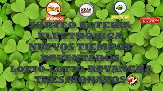 Sorteo Lotto Y Lotto Revan.N°2054 Lot. E. N. Tiempos N°18030 y 3Monazos N°456 del 08/08/2020.JPS