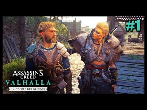 LE COUSIN (AC Valhalla La colère des Druides #1) [FR]
