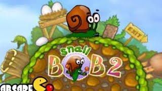 Snail Bob 2 Complete Walkthrough Levels 1 - 25 HD