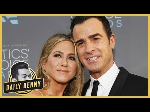 Jennifer Aniston and Justin Theroux Split: What Went Wrong | Daily Denny