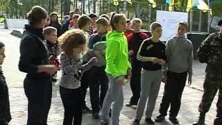 """Молодежная игра """"Джура"""" прошла в Славутиче"""