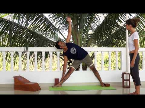 Abhinam Yoga Center In India - Yoga Teacher Training Courses in Goa & Dharamsala, India