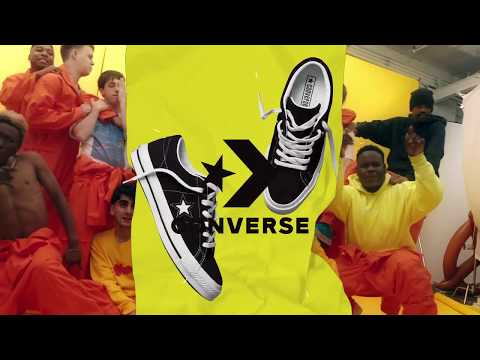 Converse Rated One Star: Brockhampton