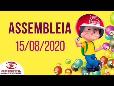 Sperta Consórcio - Assembleia - 15/08/2020