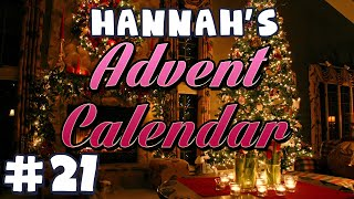 Hannah's Advent Calendar 2014 - Day 21