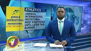 Jamaica International Invitational 2020 Postponed - March 25 2020