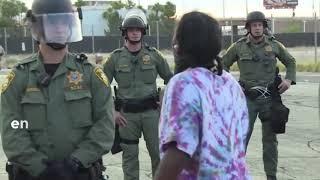 Coronavirus y protestas en EE.UU.: prevén repunte de contagios