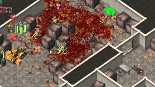 Alien Shooter - Walkthrough - Mission 4