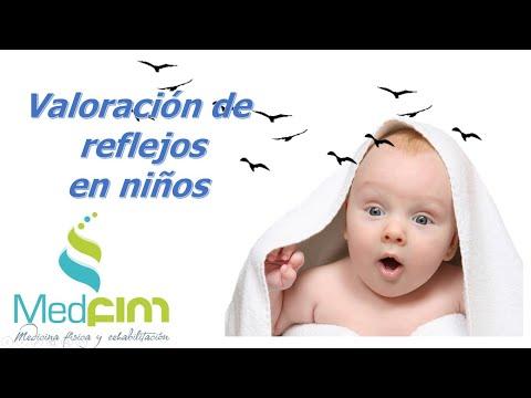 Reflejos neonatales primarios