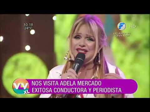 Adela Mercado en Vive la Vida XL