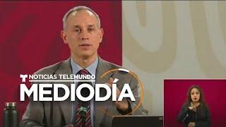 La pandemia del COVID-19 en México se encuentra en su máximo nivel de intensidad |Noticias Telemundo
