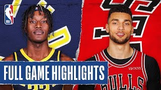 PACERS at BULLS | FULL GAME HIGHLIGHTS | January 10, 2020