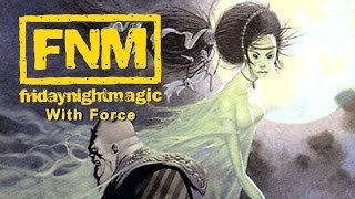 FNM with Force - Zombie Power Tower (MTG 2015 Multiplayer)