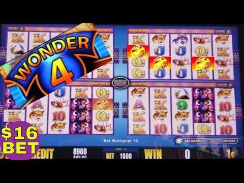 connectYoutube - 💥$16 MAX BET💥 Buffalo Wonder 4 Slot Machine 😡Bonus Won😡 Live Slot Play