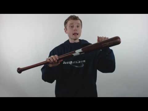 SSK Professional Edge Javier Baez Maple Wood Baseball Bat: JB9
