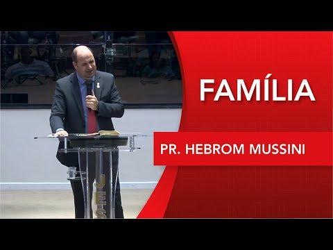Pr. Hebrom Mussini   Necessidades para o crescimento da igreja   1 Coríntios 2.9   17 11 2019