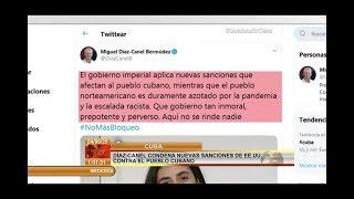 "Díaz-Canel: ""En Cuba no se rinde nadie"""