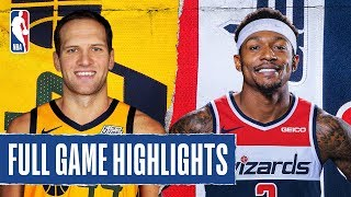 JAZZ at WIZARDS | FULL GAME HIGHLIGHTS | January 12, 2020