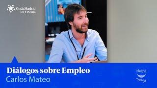 """""""Cualidades profesionales y personales que buscan las Startups"""" Carlos Mateo"""