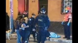 Ataque armado contra adolescente de 13 años de edad en Colonia La Verbena