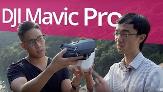 DJI Mavic Pro Hands-on