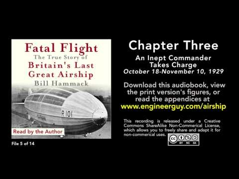 connectYoutube - Fatal Flight audiobook: Chapter Three: An Inept Command Takes Charge  (5/14)