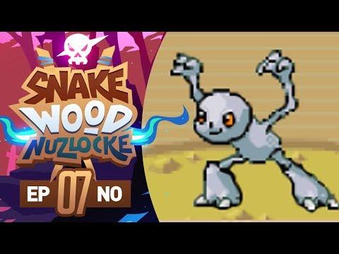 connectYoutube - ALIEN COVENANT LOOKIN'! - Pokémon Snakewood Nuzlocke w/ FeintAttacks! Episode #07