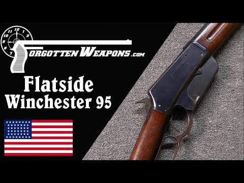 connectYoutube - First Variation Flatside Winchester 1895 Musket