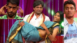 Jabardasth Punch Prasad Hilarious Performance - Seethamma Vakitlo Dongala Mutha Comedy Skit - MALLEMALATV