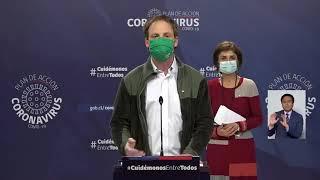 Balance Diario #COVID_19 31-05-2020 Chile