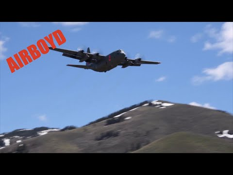 connectYoutube - C-130 Modular Airborne Fire Fighting System Training (2017)