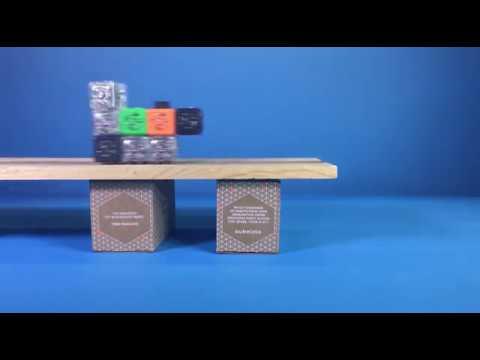Cubelets Robot: The EDGE-sense-r