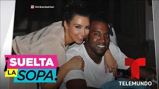 ¿Kim Kardashian y Kanye West viven una crisis de pareja | Suelta La Sopa