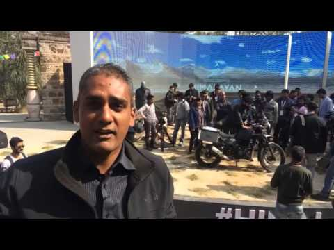 A quick review of the Royal Enfield Himalayan