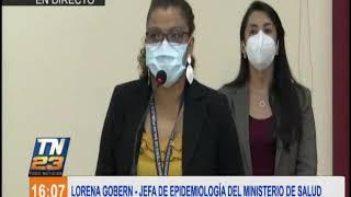Más de 3 mil trabajadores de la salud se han contagiado con Covid-19