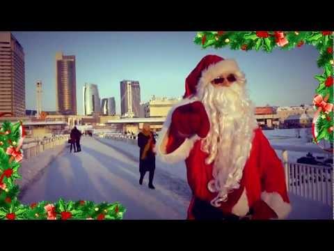 Video: Santa Goes Wild -