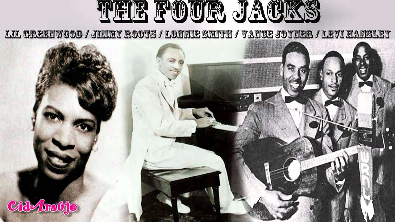 1952 - The Four Jacks - Sure Cure For The Blues