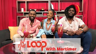 In The Loop episode 86 with Mortimer