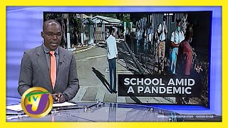 School Amid the Covid Pandemic in Jamaica - January 18 2021