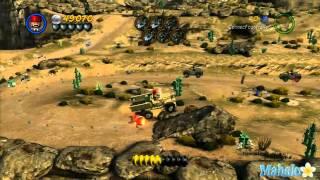LEGO Indiana Jones 2- The Last Crusade Walkthrough- 3 of 4