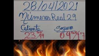 NUMEROS PARA HOY 28/04/2021 DE ABRIL PARA TODAS LAS LOTERIAS