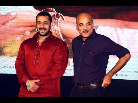 Salman Khan And Sooraj Barjatya Remembering Maine Pyaar Kiya Days