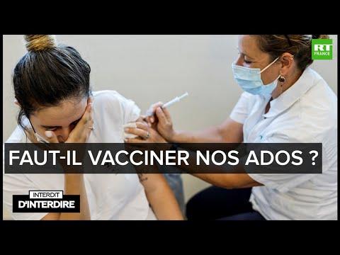 Interdit d'interdire - Faut-il vacciner nos ados