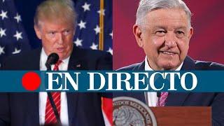 DIRECTO   López Obrador  se reúne con Trump en la Casa Blanca