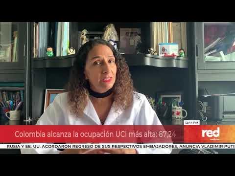 Red+ | Colombia sigue en alerta máxima por altos casos de contagio, muertes y ocupación UCI